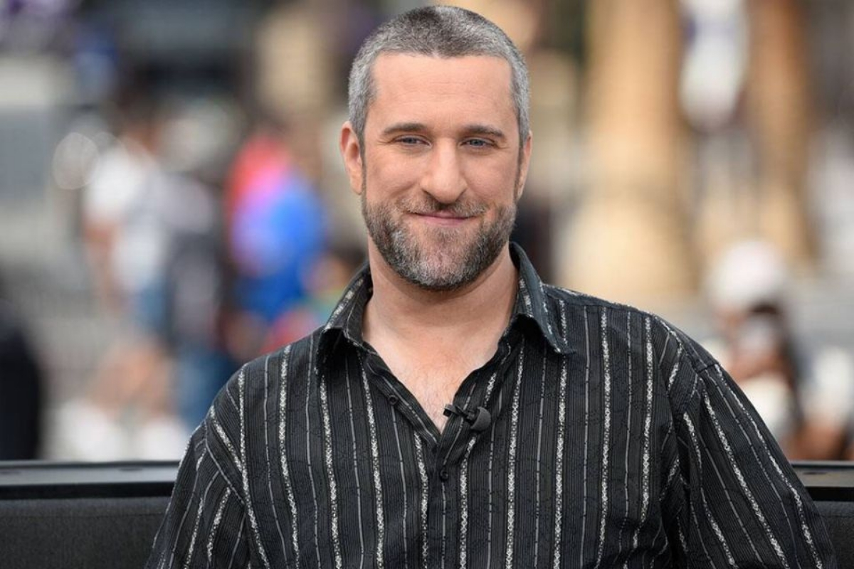 Dustin Diamond Screech en