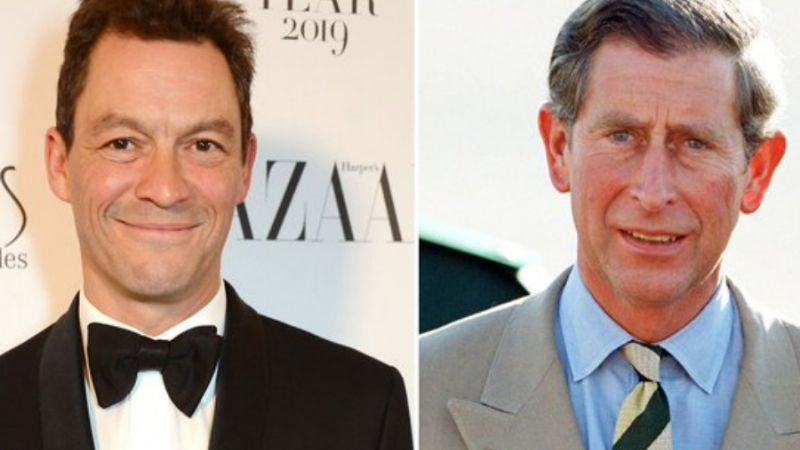 "Dominic West será el Príncipe Carlos en las últimas temporadas de ""The Crown"""