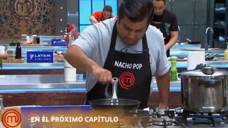 "Chris Carpentier analiza a los aspirantes a top 5 de ""MasterChef Celebrity"""