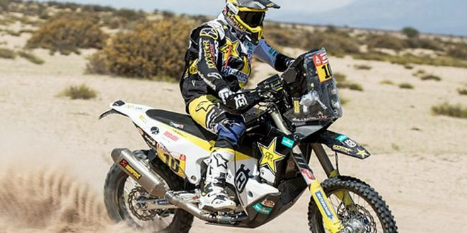 Rally Dakar: Dos chilenos dentro del top ten de la General en motos