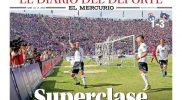 El Mercurio – Superclásico
